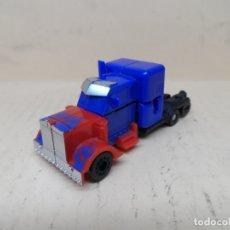 Figuras y Muñecos Transformers: TRANSFORMERS OPTIMUS PRIME (MOVIE) 3' 2007 HASBRO. Lote 179180907