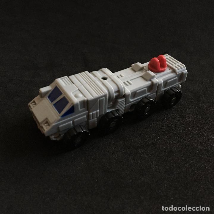 FIGURA MUÑECO CAMIÓN TRANSFORMERS AUTOBOT ASTRO SQUAD MICROCOMBINER (Juguetes - Figuras de Acción - Transformers)