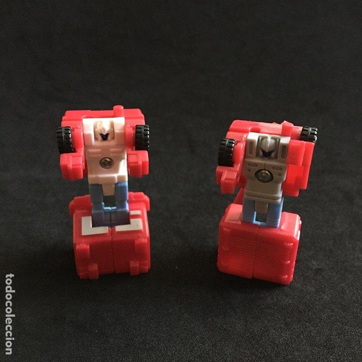 Figuras y Muñecos Transformers: figura muñeco camión TRANSFORMERS AUTOBOT ASTRO SQUAD microcombiner - Foto 2 - 179380597
