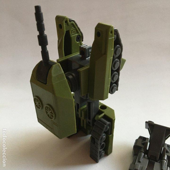 Figuras y Muñecos Transformers: figura muñeco TRANSFORMERS COMBATICON DECEPTICON BRAWL tanque hasbro 1986 - Foto 3 - 179381001