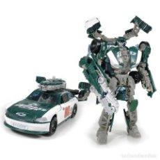 Figuras y Muñecos Transformers: TRANSFORMERS DARK OF THE MOON: ROADBUSTER (2011) CLASE DELUXE, HASBRO, COMPLETO. Lote 179523217