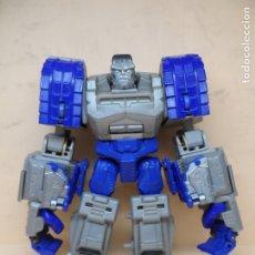 Figuras y Muñecos Transformers: TRANSFORMERS CROSSOVERS HULK GREY 2008 HASBRO. Lote 180244281