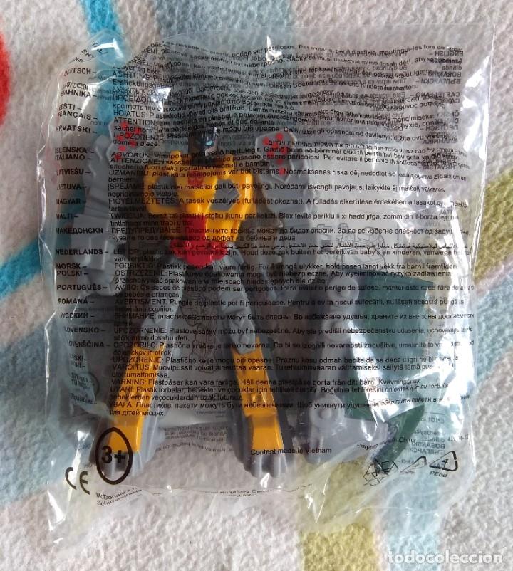 JUGUETE / FIGURA GRIMLOCK (TRANSFORMERS) NUEVA Y PRECINTADA - HAPPY MEAL MCDONALDS (Juguetes - Figuras de Acción - Transformers)