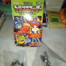 Figuras y Muñecos Transformers: TRANSFORMER DE TAKARA SCF. AÑO 2001. Lote 182464553