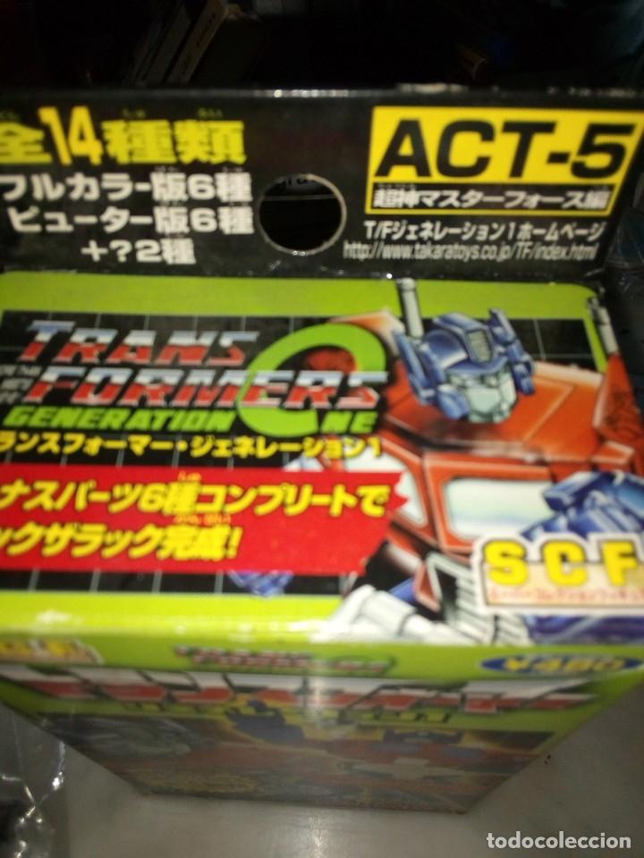 Figuras y Muñecos Transformers: Transformer de Takara SCF. Año 2001 - Foto 3 - 182464553