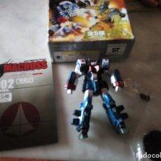 Figuras y Muñecos Transformers: TRANSFORMER DE MACROSS. Lote 182469208