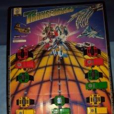 Figuras y Muñecos Transformers: TRANSFORMERS DE PILEN - EXPOSITOR VEHICULOS TRANSFORMERS. Lote 182512430