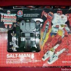 Figuras y Muñecos Transformers: TRANSFORMERS ANTIGUO 80S ESTRELA BRASIL HASBRO. Lote 182543812