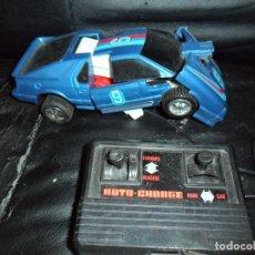 Figuras y Muñecos Transformers: AUTO TRANSFORMER - AUTO-CHANGE - NO FUNCIONA PARA REPARAR. Lote 183291860