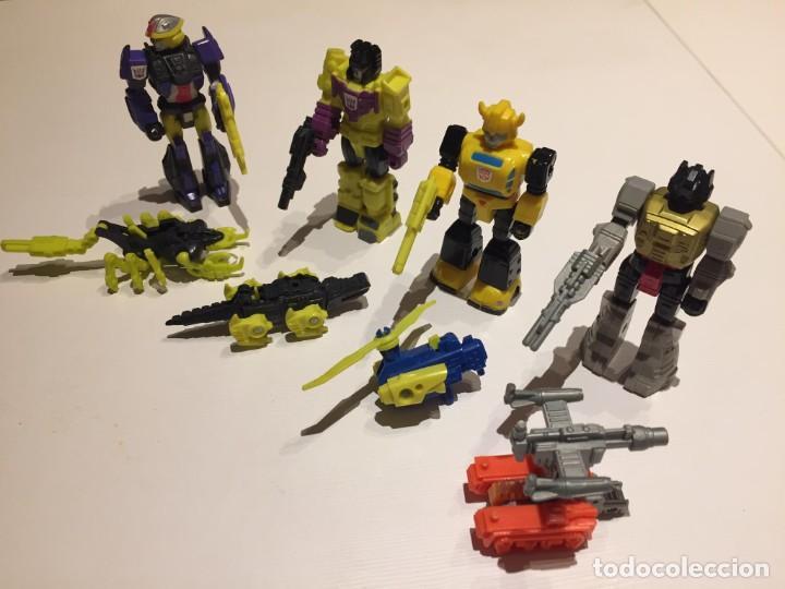 TRANSFORMERS G1 - ACTION MASTERS PACK (Juguetes - Figuras de Acción - Transformers)
