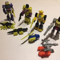 Figuras y Muñecos Transformers: TRANSFORMERS G1 - ACTION MASTERS PACK. Lote 183525642