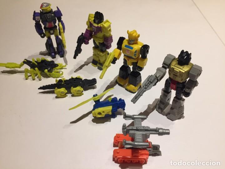 Figuras y Muñecos Transformers: TRANSFORMERS G1 - ACTION MASTERS Pack - Foto 2 - 183525642