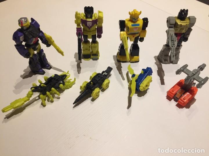 Figuras y Muñecos Transformers: TRANSFORMERS G1 - ACTION MASTERS Pack - Foto 3 - 183525642