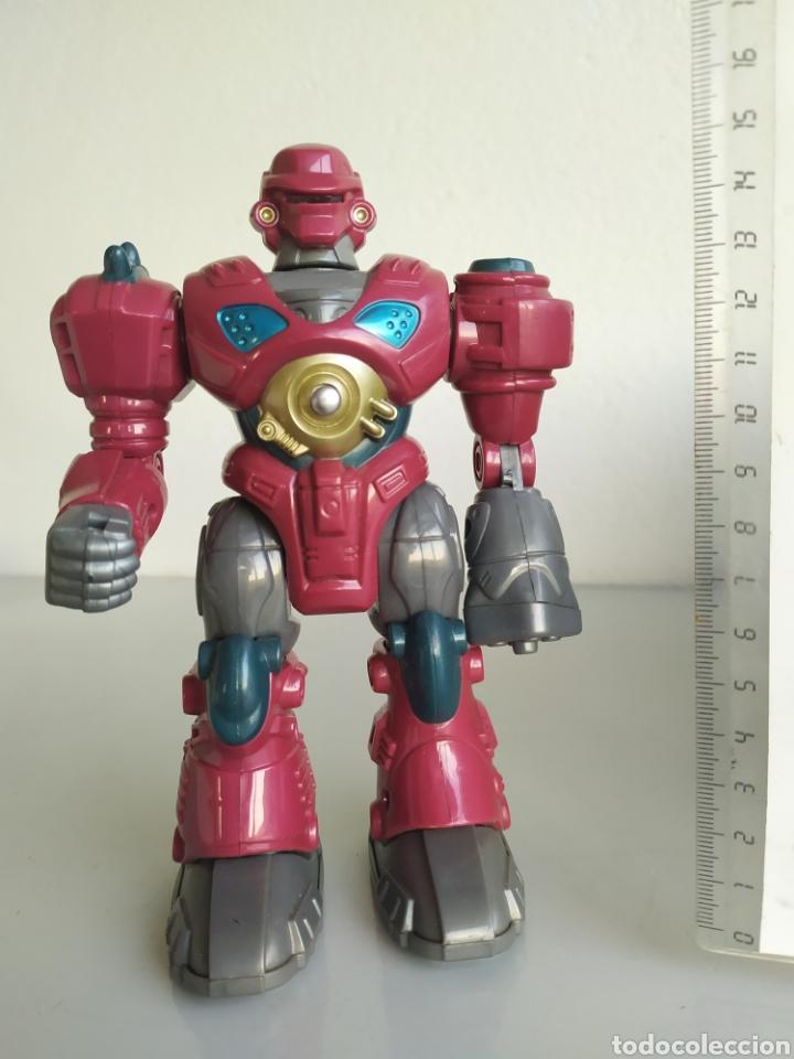 ROBOT BOOTLEG TRANSFORMER TERMINATOR ROBOCOP FIGURA ACCIÓN (Juguetes - Figuras de Acción - Transformers)