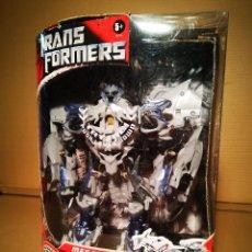 Figuras y Muñecos Transformers: TRANSFORMERS THE MOVIE 2007 | MEGATRON LEADER CLASS TAMAÑO GRANDE | HASBRO/TAKARA 2006 TRANS FORMERS. Lote 184051406