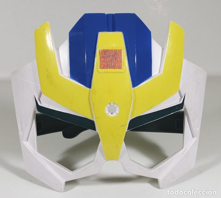 Figuras y Muñecos Transformers: Máscaras / Caretas de Optimus Prime y Strongarm - Transformers Robots in Disguise - Foto 2 - 185779378
