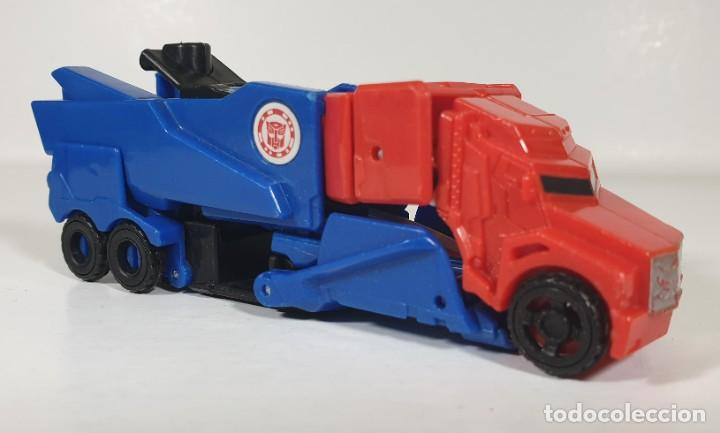 Figuras y Muñecos Transformers: Optimus Prime - 1 Step Changers - Transformers Robots in Disguise - Foto 3 - 185779582