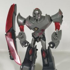 Figuras y Muñecos Transformers: MEGATRON - DEL BOXED SET THE BATTLE BEGINS DE TRANSFORMERS ANIMATED . Lote 185781107
