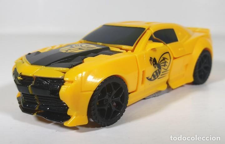 Figuras y Muñecos Transformers: Bumblebee y Hot Rod 1-Step Turbo Changer - Set exclusivo de Walmart - Transformers The Last Knight - Foto 3 - 185781826