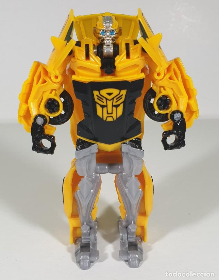 Figuras y Muñecos Transformers: Bumblebee y Hot Rod 1-Step Turbo Changer - Set exclusivo de Walmart - Transformers The Last Knight - Foto 4 - 185781826