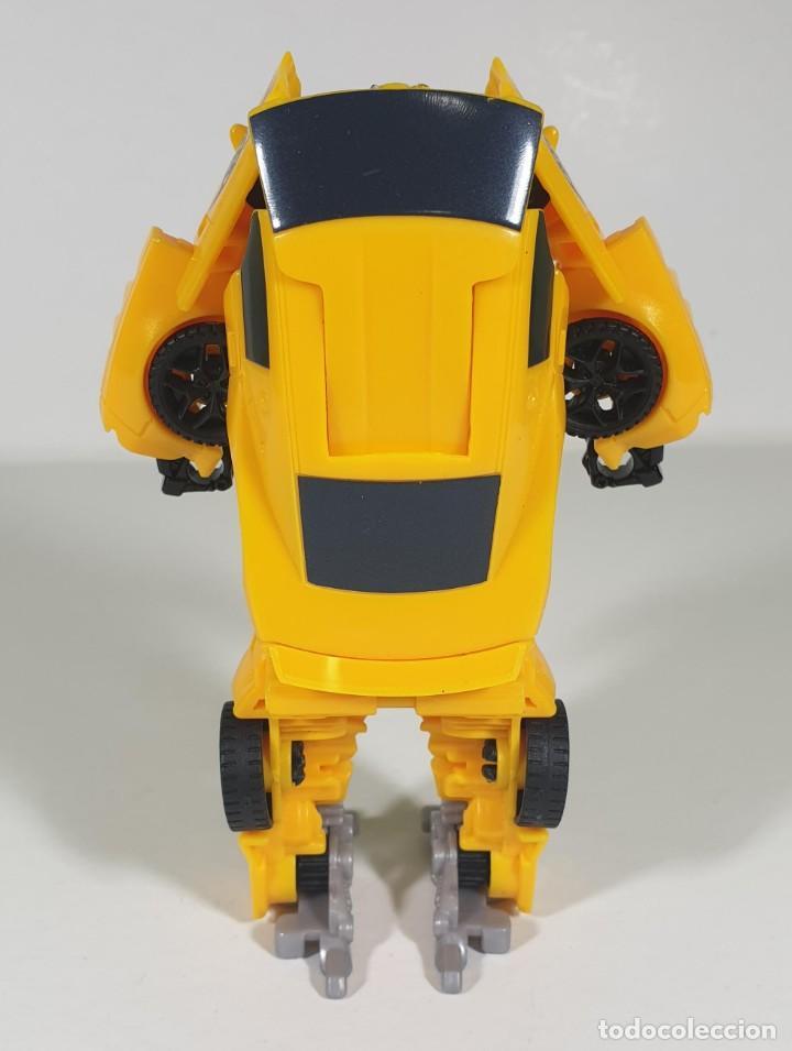 Figuras y Muñecos Transformers: Bumblebee y Hot Rod 1-Step Turbo Changer - Set exclusivo de Walmart - Transformers The Last Knight - Foto 6 - 185781826