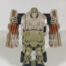 Figuras y Muñecos Transformers: HOUND - 1-STEP TURBO CHANGER - TRANSFORMERS THE LAST KNIGHT. Lote 185782222