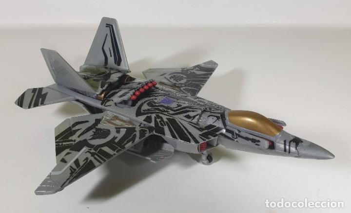 STARSCREAM - STEALTH FORCE - TRANSFORMERS DARK OF THE MOON (Juguetes - Figuras de Acción - Transformers)