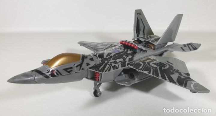 Figuras y Muñecos Transformers: Starscream - Stealth Force - Transformers Dark of the Moon - Foto 2 - 185782568