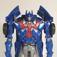 Figuras y Muñecos Transformers: OPTIMUS PRIME - SMASH AND CHANGE - TRANSFORMERS AGE OF EXTINCTION . Lote 185783227