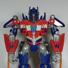 Figuras y Muñecos Transformers: OPTIMUS PRIME - POWER BOTS - TRANSFORMERS REVENGE OF THE FALLEN . Lote 185785236