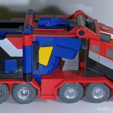 Figuras y Muñecos Transformers: OPTIMUS PRIME - ROLEPLAY BATTLE BLASTER - TRANSFORMERS ANIMATED . Lote 185785578