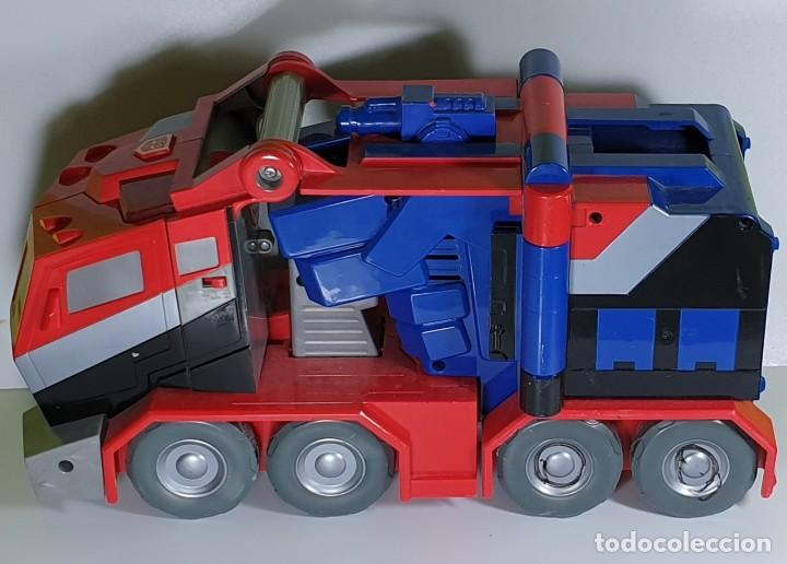 Figuras y Muñecos Transformers: Optimus Prime - Roleplay Battle Blaster - Transformers Animated - Foto 2 - 185785578