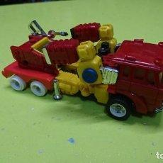 Figuras y Muñecos Transformers: CAMIÓN TRANSFORMERS INCOMPLETO . Lote 185957241