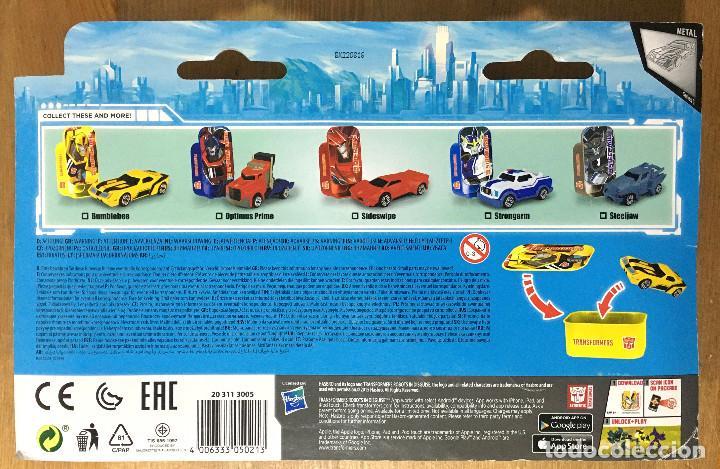 Figuras y Muñecos Transformers: Transformers Tin Box Set Optimus Prime - Foto 2 - 187447646