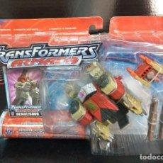Figuras y Muñecos Transformers: ARMADA DEMOLISHOR REF 80716 DE HASBRO AÑO 2002. Lote 190169278