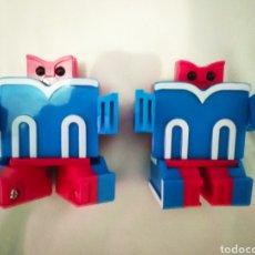 Figuras y Muñecos Transformers: LETRAS B ROBOT AÑOS 80. Lote 190612402