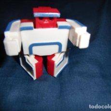 Figuras y Muñecos Transformers: FIGURA MUÑECO ROBOT LETRABOTS LETRABOT LETRA BOTS LETRA - D- TRANSFORMABLE. Lote 190704340