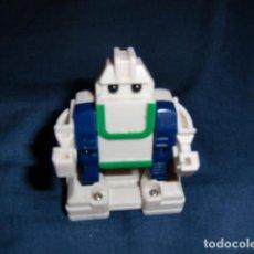 Figuras y Muñecos Transformers: FIGURA MUÑECO ROBOT LETRABOTS LETRABOT LETRA BOTS LETRA - U- TRANSFORMABLE. Lote 190704392