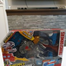 Figuras y Muñecos Transformers: HERO MASHERS GRIMLOCK TRANSFORMERS. Lote 191442820
