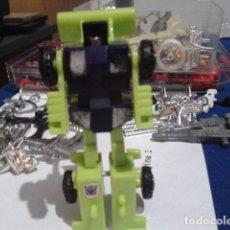 Figuras y Muñecos Transformers: TRANSFORMERS ORIGINAL G1 1985 CONSTRUCTICON SCRAPPER - DEVASTATOR . Lote 191540992