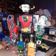 Figuras y Muñecos Transformers: TRANSFORMER VOLTRON.DEFENSOR DEL SECRETO DE LOS 5 LEONES.MATTEL AÑOS 80.. Lote 191740725