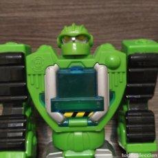 Figuras y Muñecos Transformers: TRANSFORMERS ROBOT DE RESCATE PLAYSCOL HASBRO 2013 PAWTUCKET C-023E. Lote 191817277