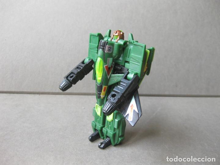 Figuras y Muñecos Transformers: TRANSFORMERS GENERATION 2 - DECEPTICON EAGLE EYE - TAKARA 1992 HASBRO - Foto 6 - 192801815