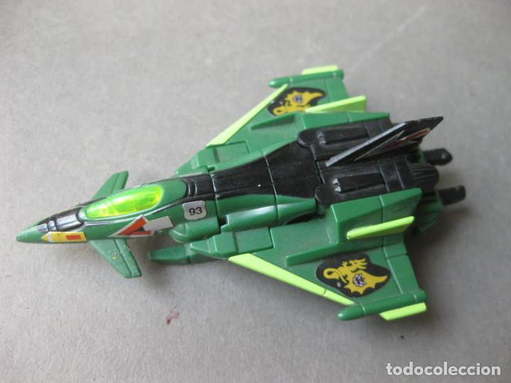 Figuras y Muñecos Transformers: TRANSFORMERS GENERATION 2 - DECEPTICON EAGLE EYE - TAKARA 1992 HASBRO - Foto 2 - 192801815