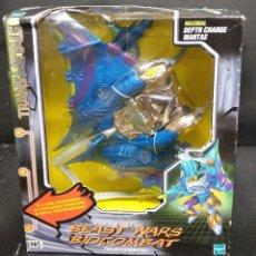 Figuras y Muñecos Transformers: TRANSFORMERS MAXIMAL DEPTH CHARGE MANTAS DE BEAST WARS BIOCOMBAT DE HASBRO 1999. Lote 204023438