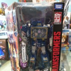 Figuras y Muñecos Transformers: SOUNDWAVE G1 SIEGE WAR FOR CYBERTRON TRANSFORMERS. Lote 193704102