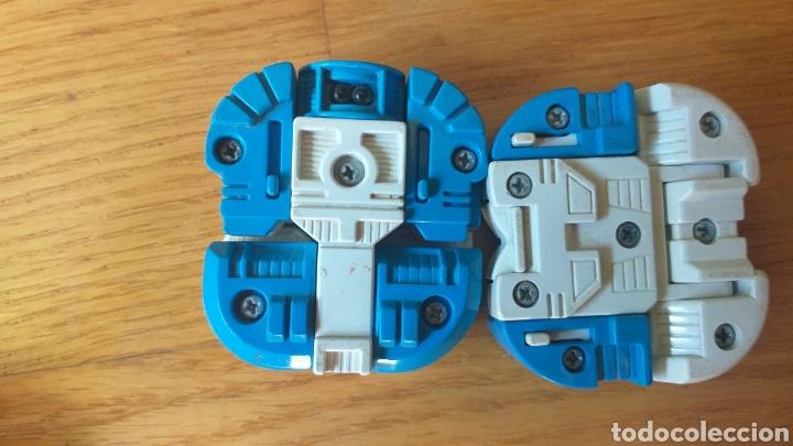 Figuras y Muñecos Transformers: Antiguos numerobots años 80 transformer - Foto 2 - 193799092