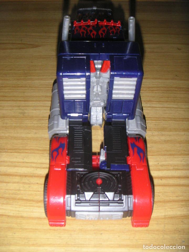 Figuras y Muñecos Transformers: Transformer Optimus Primer Leader Class (Hasbro, 2007) Transformers Movie - Foto 3 - 193950303