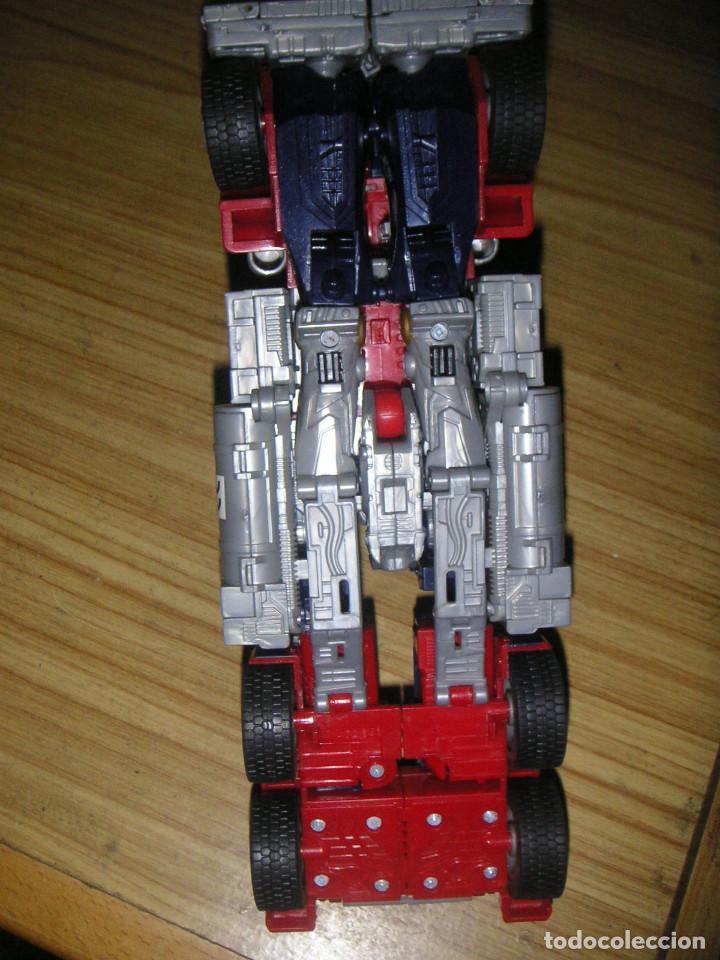 Figuras y Muñecos Transformers: Transformer Optimus Primer Leader Class (Hasbro, 2007) Transformers Movie - Foto 4 - 193950303