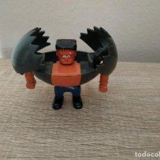 Figuras y Muñecos Transformers: MUÑECO - FIGURA EGG MONSTERS TAMAGORAS 1987 BANDAI FRANKENSTEIN RARO . Lote 194131607